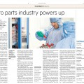 FT - BG Auto parts industry powers up - 29.11.2016
